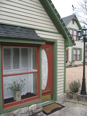 Eureka Springs cottage